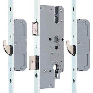 Meerpuntssluitingen voor dubbele deuren