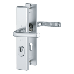 Veiligheidsbeslag voor dubbele deuren