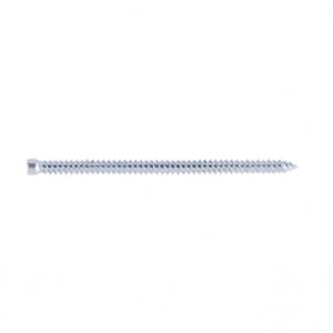 Kozijnschroef Cilinderkop